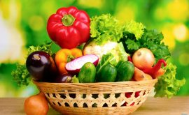 thực đơn ăn chay